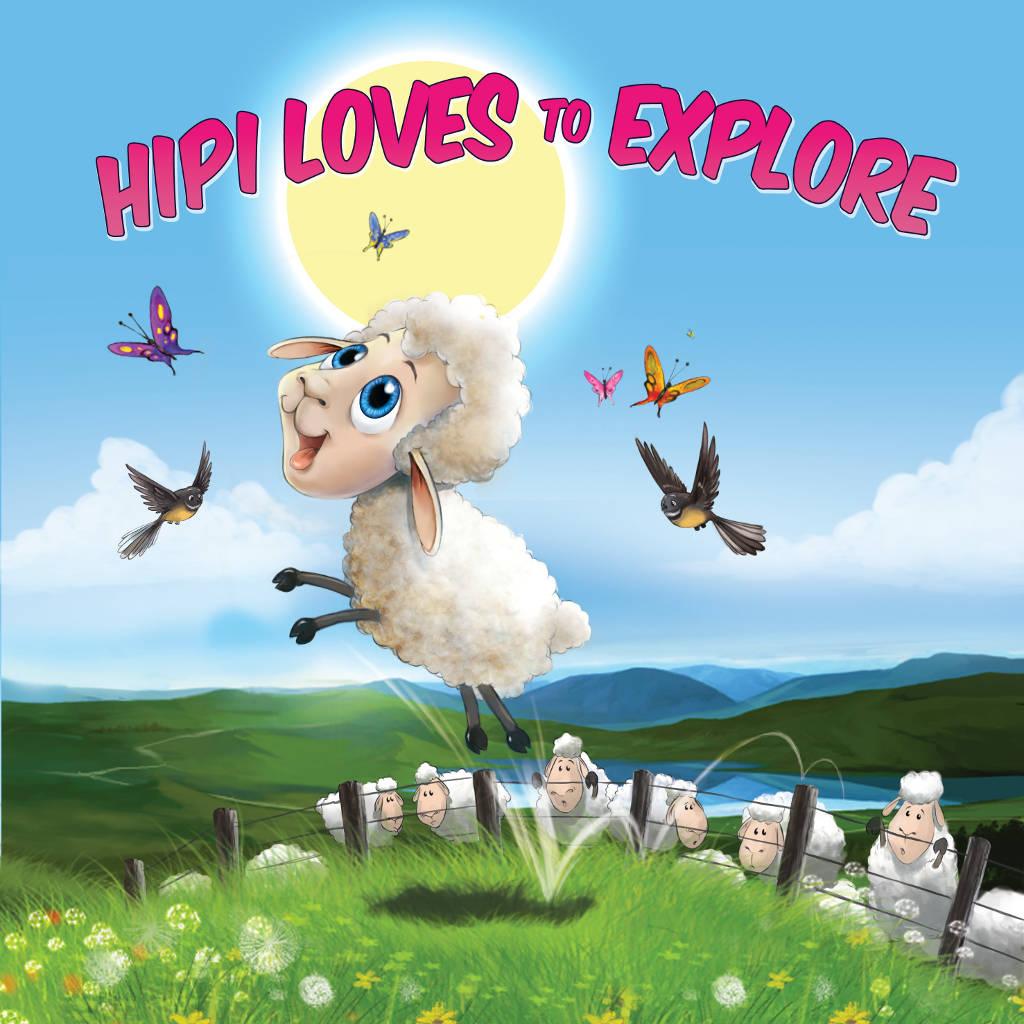 Hipi Loves To Explore